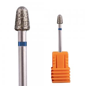 Diamond Conical Ball Top Nail Drill Bit