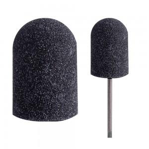 Black Sanding Cap