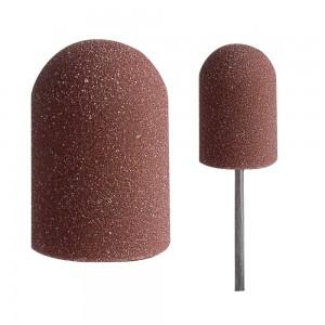 Brown Sanding Cap