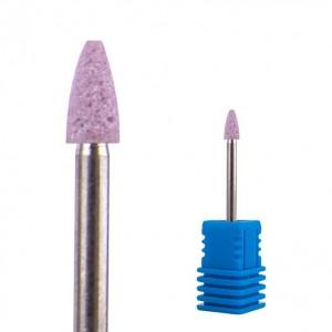 Quartz Bullet-shaped Nail Drill Bit