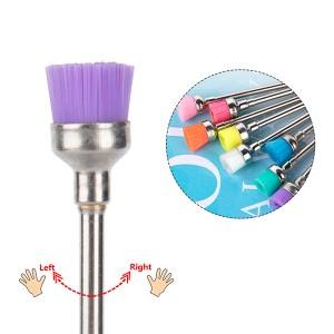 Hot Selling Nylon Nail Brush For Sale