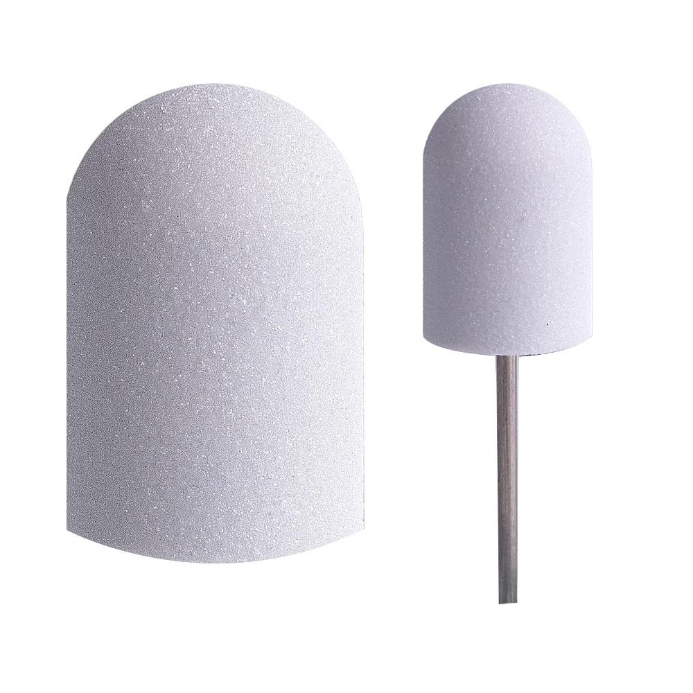 White Sanding Cap