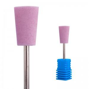 Anti-cone Flat Top Quartz Nail Drill Bits