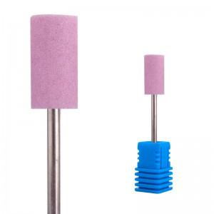 Cylindrical Quartz Nail Drill Bit