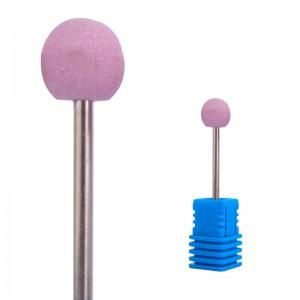 Spherical Quartz Stone Nail Drill Bit